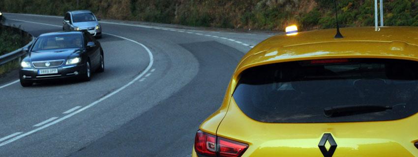 Rec Flash baliza de señalización de emergencia para vehículos en carretera