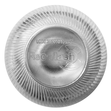 RecFlash Señal V-16 Homologada